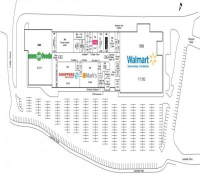 Chahko Mika Mall plan