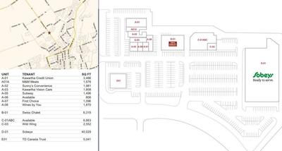 Chemong Park Plaza plan