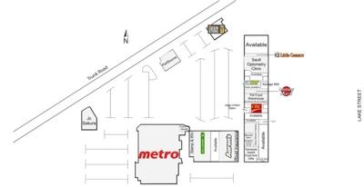 Churchill Plaza plan