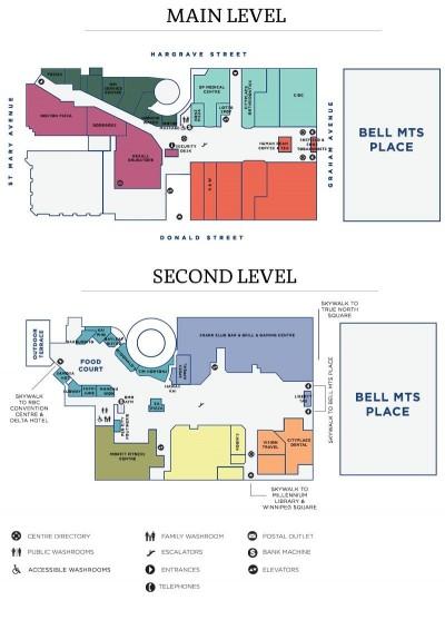 Cityplace Winnipeg plan