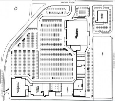 Complexe Pointe Claire plan