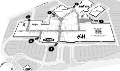 Conestoga Mall plan
