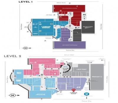 Coquitlam Centre plan