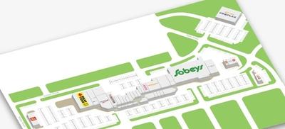 County Fair Mall - Summerside plan