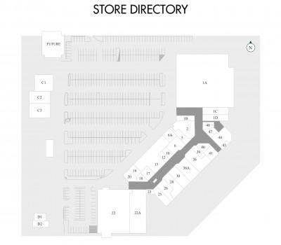 Dawson Creek Mall plan