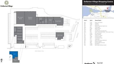 Dollarton Village plan