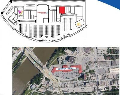 Dominion Centre plan