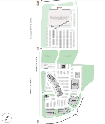 Eagleson Place plan