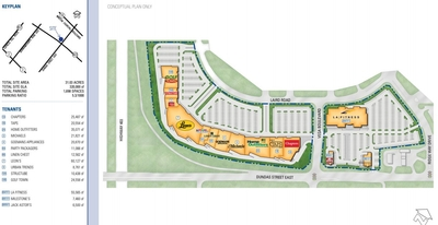 Erin Mills Power Centre plan