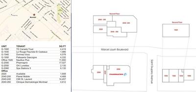 Faubourg Bois-Franc plan