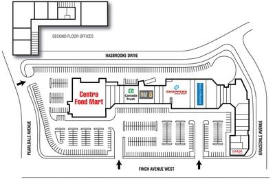 Finchdale Plaza plan