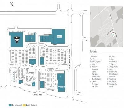 Findlay Creek Centre plan