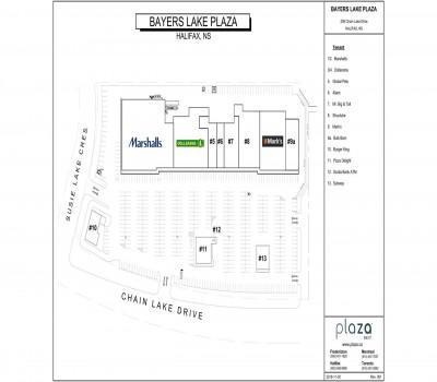 Halifax Bayers Lake Centre plan
