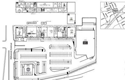 Hampton Park Plaza plan