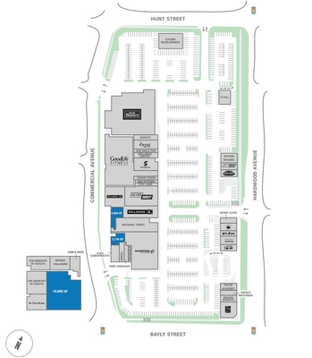 Harwood Plaza plan