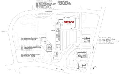 Heart Lake Town Centre plan