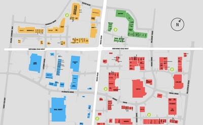 Heartland Town Centre plan
