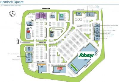 Hemlock Square plan