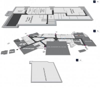Hillcrest Mall plan