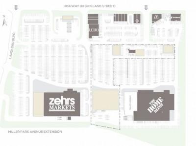 Holland Street Square plan