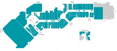 Intercity Shopping Centre plan