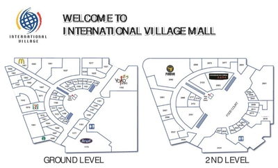 International Village Mall plan