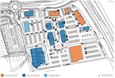 Jensen Lakes Crossing plan