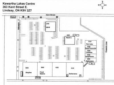 Kawartha Lakes Centre plan