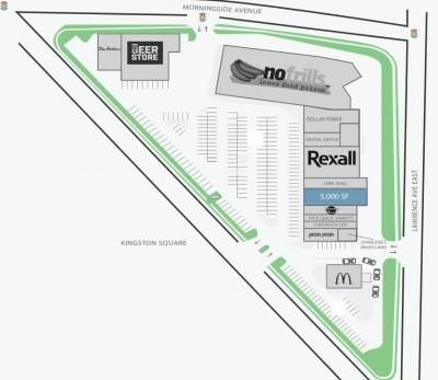 Kingston Square plan