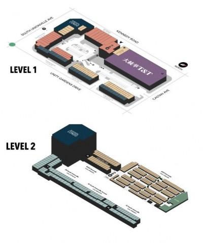 Langham Square plan