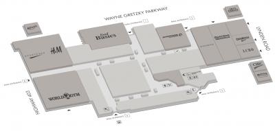 Lynden Park Mall plan