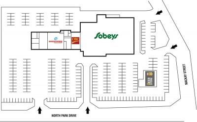 MacKay Plaza plan