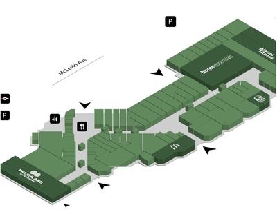 Malvern Town Centre plan
