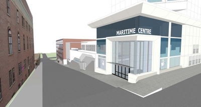 Maritime Centre plan