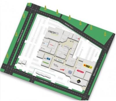 Market Mall Saskatoon plan