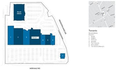 Meadowlands Mall plan