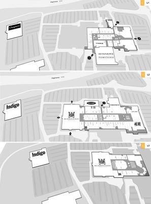 Mic Mac Mall plan