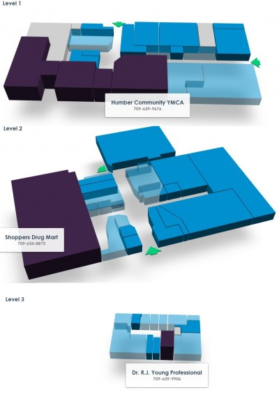 Millbrook Mall plan
