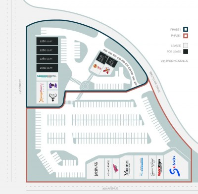 Monaco Square plan
