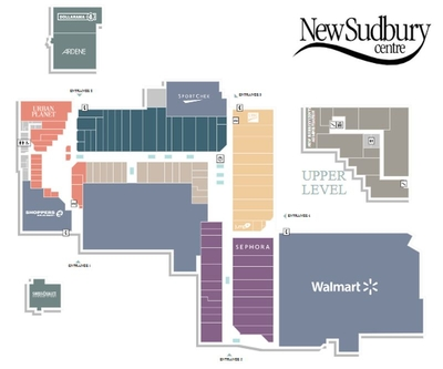 New Sudbury Centre plan