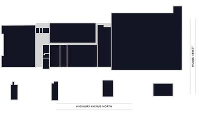 Northland Mall plan