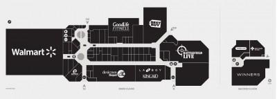 Northland Village Mall plan