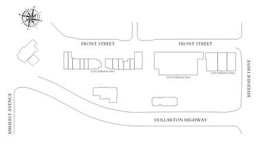 Northwoods Village plan