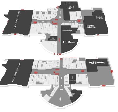 Oakville Place plan