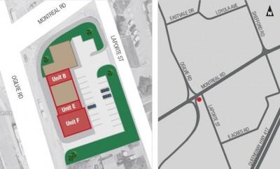 Ogilvie Square plan