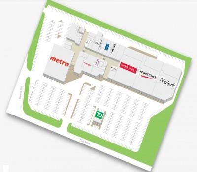 Orangeville Mall plan