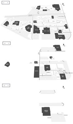 Park Royal Shopping Centre plan