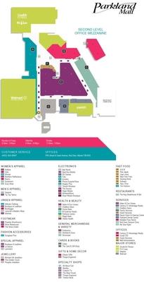 Parkland Mall Alberta plan