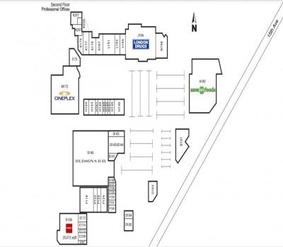 Parkwood Place plan