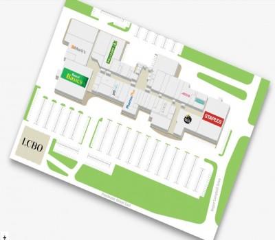 Pembroke Mall plan